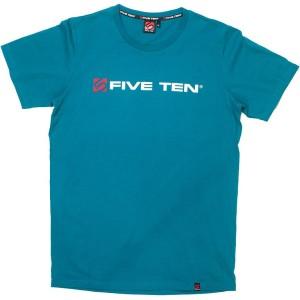 fiveten FT Tee harbour blue