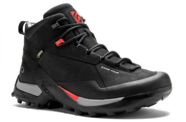 fiveten camp four gtx black red